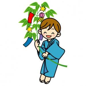 七夕飾り 折り紙の作り方 織姫 ... : 吹き流し 七夕 : 七夕