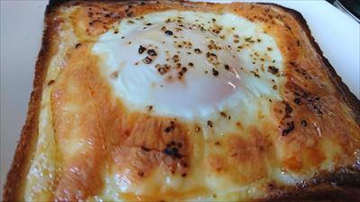 目玉チーズパン