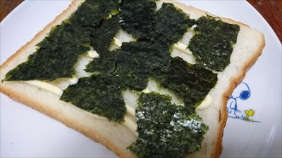 海苔チーズちぎり