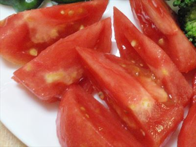 カットトマト